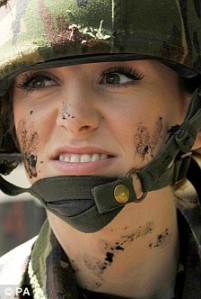 Combat Barbie in Iraq