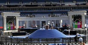 The Temple of Obama at Invesco Field