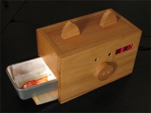 Wake-N-Bacon Alarm Clock