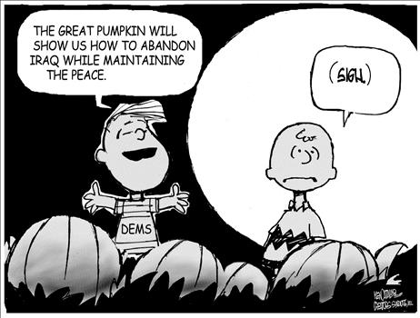 Halloween in Obamaland