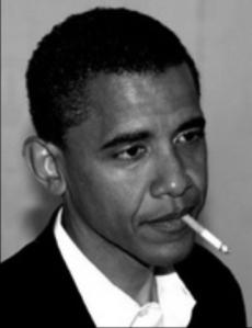 secret smoker and secret socialist
