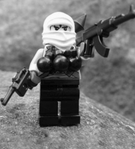 Al-Qaeda Lego
