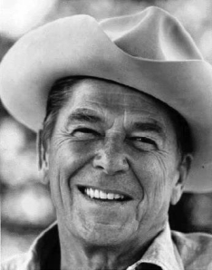 Ronald Reagan - You gotta fight for freedom to keep it.