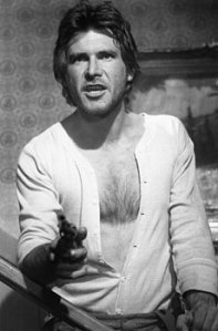 Harrison Ford displays heart