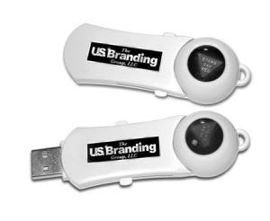 Fortune telling USB drive