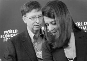 Bill & Malinda Gates, Money & Mojo?