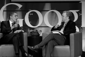 Obama 2.0 + Google = Orwell's 1984?