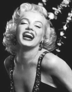 Marilyn, Hot & Happy