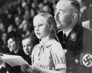 Someone named Himmler, with date