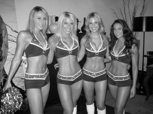 Cheerleader strip galleries 14