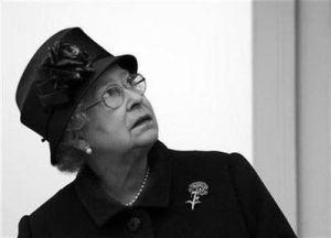 Queen Liz: Where's my beef?