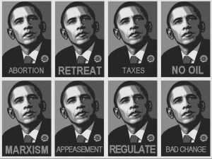 Obama montage